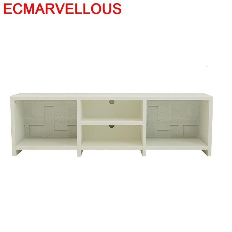 Bureau Flat Screen Meja China Lcd De Lift Shabby Chic Wooden Living Room Furniture Table Monitor Stand Mueble Tv Cabinet