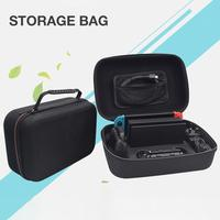 Portable Hard Shell Case for Nintend Switch Water resistent EVA Carrying Storage Bag for NS switch Console Accessories