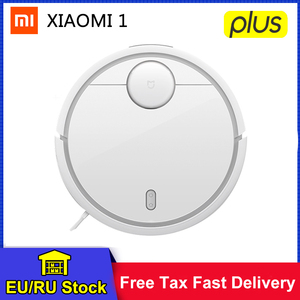 Image 1 - Xiaomi MIJIA robot vacuum cleaner Smart Plan type Robotic with Wifi App and Auto Charge for home LDS Scan Sweeping