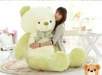 63 Huge Giant Big Green White Teddy Bear Plush Soft Stuffed Animal Toy Gift Kawaii Plush