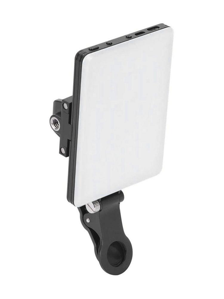 Светодиодная лампа для селфи с регулируемой яркостью, 3200 к, 5600 к