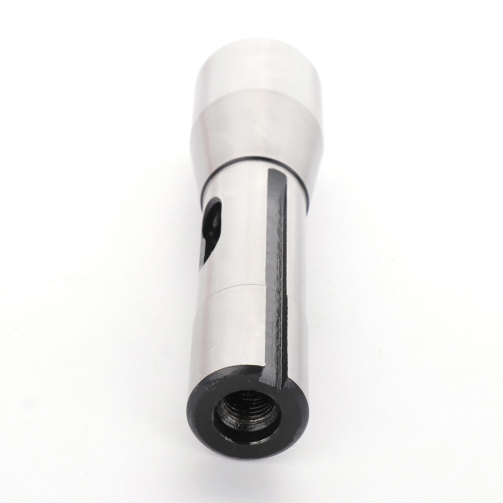 R8 To MT2 R8 Diameter Shank Drill Chuck Adapter Sleeve for MT2 Morse Taper