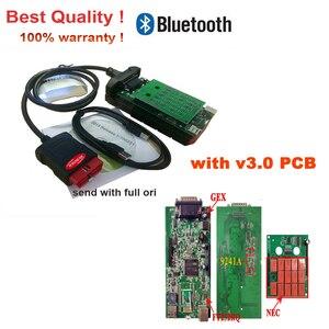 Image 1 - Scanner VD DS150E CDP 2021 obd obd2 con i migliori relè 2017R3 keygen per strumenti diagnostici bluetooth del(