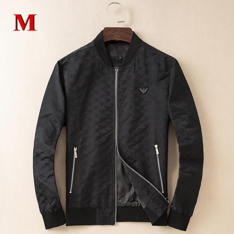 MENNE 2020 New Men Jacket Fashion Baseball Jacket Men Coat