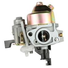 Motorcycle Accessories Carburetor Carb Fit for Honda GX160 GX168F GX200 5.5HP 6.5HP + Fuel Pipe Gasket Engine High Qualiy carburetor carb carburetor accessory kits for honda gx160 gx168f gx200 5 5hp 6 5hp fuel pipe gasket engine