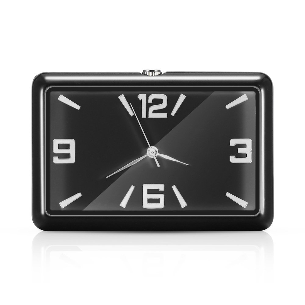TIOODRE High Quality Auto Fashion Watch Automobile Quartz Clock Watch Car Decoration Ornaments Vehicle New