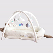 Baby bed to bed play mat newborn 0-12month washable