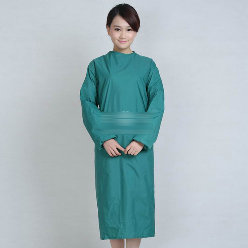 Medical Gowns Home Protective Clothing Waterproof Gowns Waterproof Gowns Waterproof And Breathable Wash Clothes