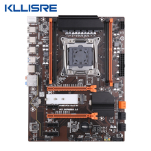Desktop Support Ddr4 USB3.0 Kllisre X99 M.2 SATA with M.2-Slot Only REG ECC