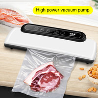 Household Food Vacuum Sealing Machine Fruit Vegetable Preservation Machine 2019 High Capacity Hot Selling Support Wholesale