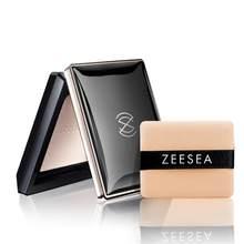 ZEESEA – poudre compacte compacte compacte, pour le contrôle du visage, correcteur durable, étanche, haute brillance, maquillage de réparation féminin, 13g
