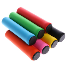 Grips-Cover Handlebar Cycling Soft-Grips Mountain-Bike MTB Silicone 1pair Anti-Slip Outdoor