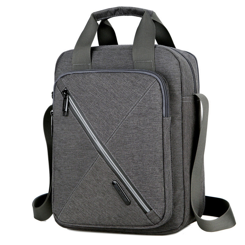 Waterproof Shoulder Bags Large Capacity Business Casual Messenger Bags  Handbags Mini Briefcase For Men 2019 Hot Sales XA500ZC