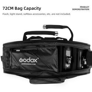 Image 4 - Portable Carry Bag Studio Flash Light & Tripod Light Stand Carry Bag for Photography Studio Flash Bag Kits