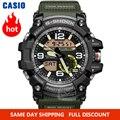 Часы Casio G-SHOCK часы мужские топ роскошный комплект LED военные цифровые наручные часы Водонепроницаемые кварцевые спортивные мужские часы Све...