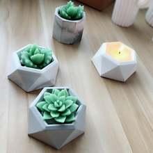 Алмазная силиконовая формочка в виде цветов ваза для горшка