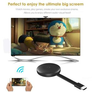 G12 TV Stick Wireless HDMI WiFi Display TV Dongle 1080P for google chromecast 3 2 Receiver For Miracast Airplay Android IOS PC
