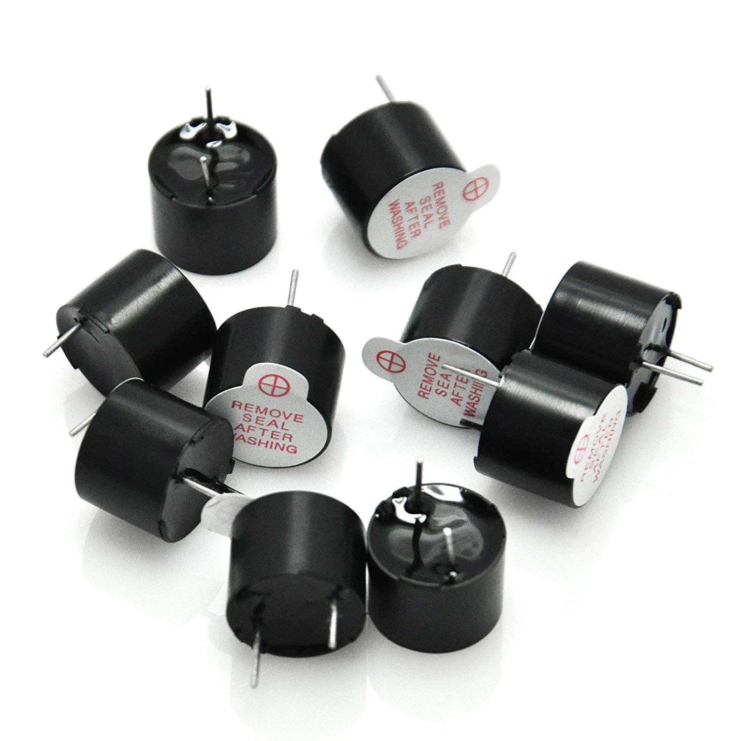 10pcs/lot 3V Active Buzzer Alarm 9x5.5MM 0955 3 V Mini Active Piezo Buzzer Fit For Arduino Buzzers 9MM*5.5MM TMB09A03