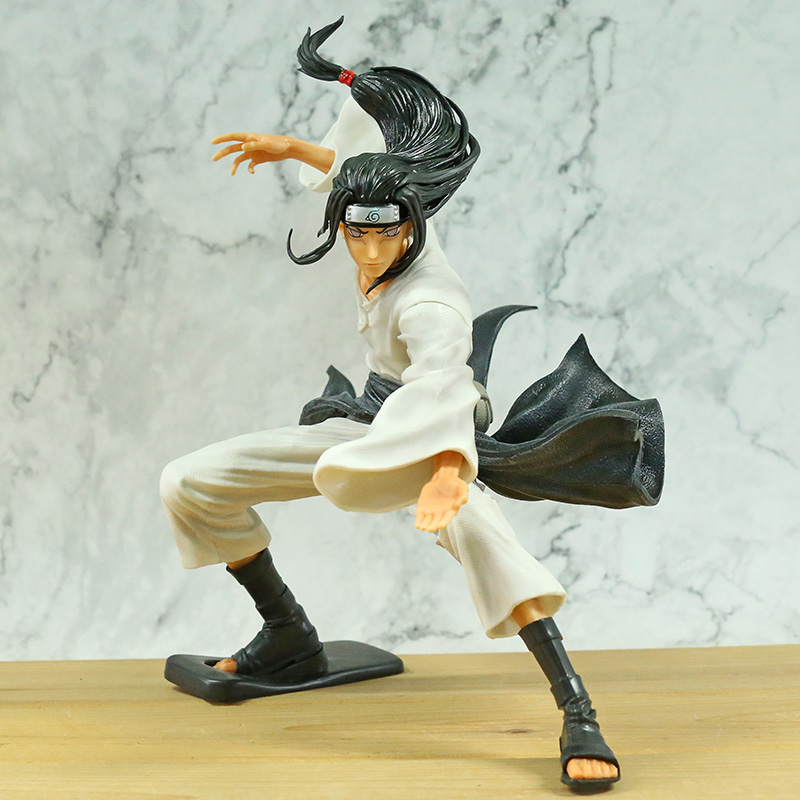 Фигурка из ПВХ Hyuga Neji, Коллекционная модель, игрушечная фигурка