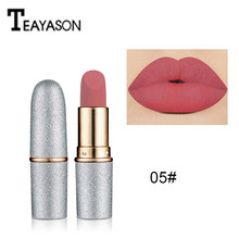 2019 Fashion Sexy Matte Fog Velvet Lipstick Lip Liner Pencil Set Waterproof Long Lasting Natural Lipliner Pen Makeup Cosmetic Ta(China)