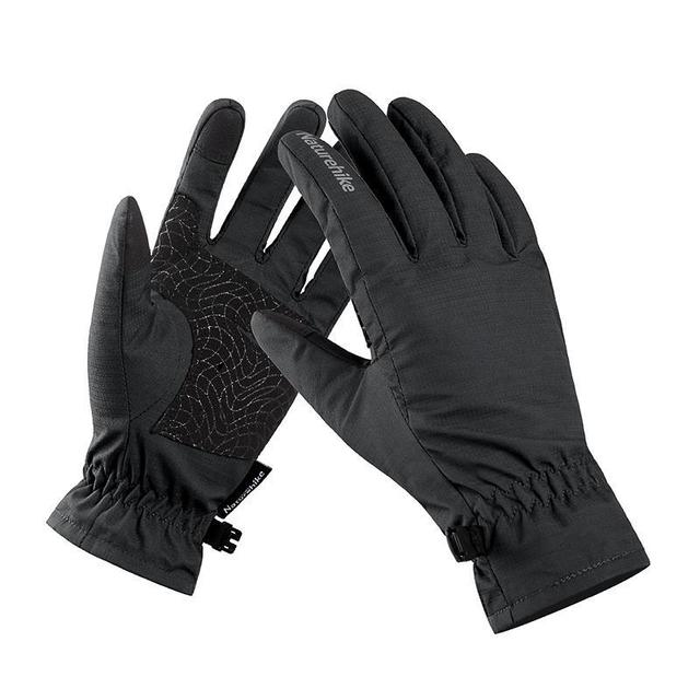 Naturehike Sports Gloves Winter Windproof Thermal Fleece Touchscreen Gloves TN2F