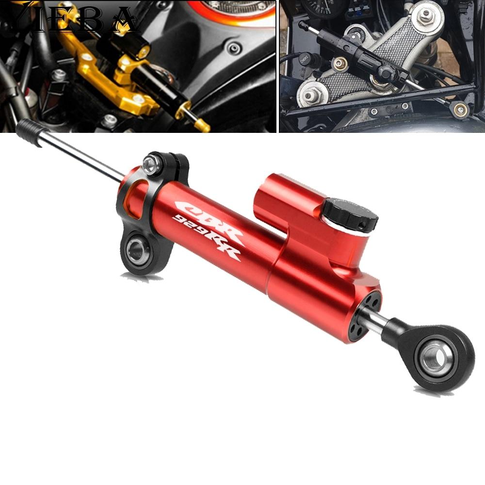 Pour HONDA CBR929RR CBR 929RR 2000-2001 2000 2001 moto amortisseur direction stabiliser sécurité contrôle support kit de montage moto