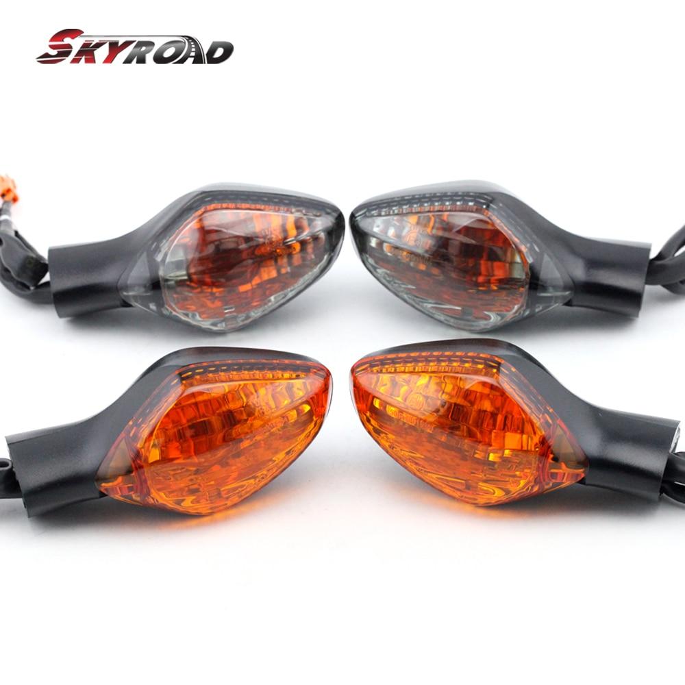 OEM Turn Signal Light For HONDA CBR 500R CB 500F CBR 650F CTX 700 NC700 CRF250L MSX 125 CMX 300 500 2018 Motorcycle Accessories