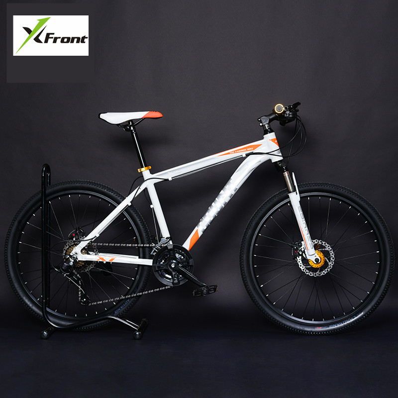 New Brand Mountain Bike 24/27/30 Speed 24 Inch Wheel Aluminum Alloy Frame Oil Disc Brake Bicycle Outdoor Sport Damping Bicicleta