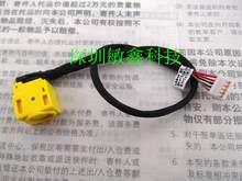 DC в разъем питания кабельный жгут разъем для LENOVO B480 B490 V480 M490 M495