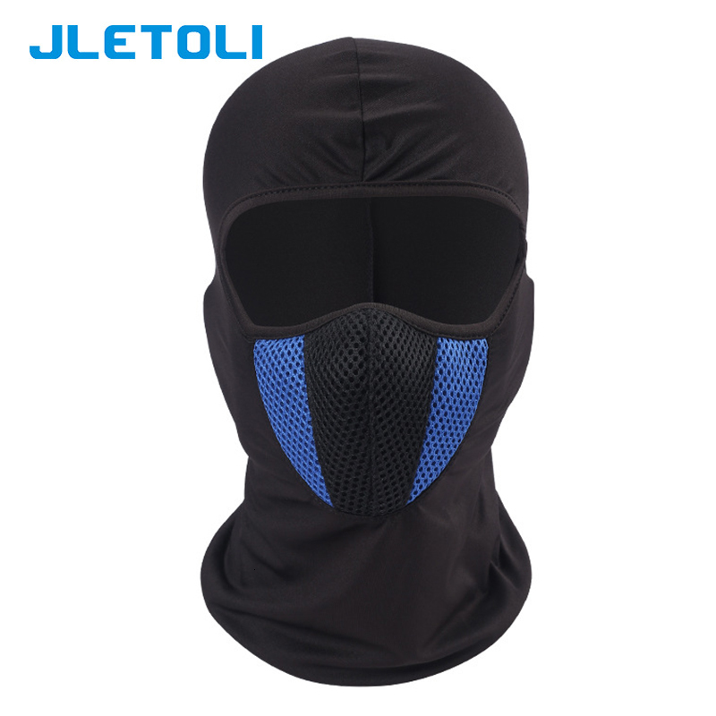 H5def2f0f94b647cea4fcbbe4922a009dH JLETOLI Windproof Facemask Dustproof Mask Outdoor Cycling Face Cover Face Mask Snow Skiing Running Hiking Head Warmer for Men