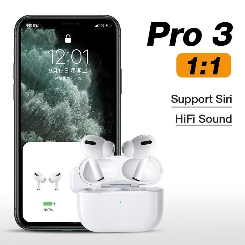 Airpods Pro 3 Bluetooth Headphones Headset Alternative 1