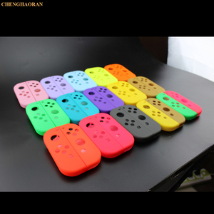 Image 2 - 1x Solid 14Colors for Nintend Switch NS Joy Con Replacement Housing Shell Cover for NX JoyCons Controller Case Green Pink Teal