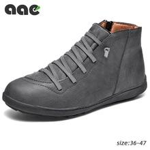 2020 Nieuwe Mannen Laarzen Lederen Enkellaarsjes Vrouwen Hoge Kwaliteit Pu Desert Laarzen Koppels Pluis Mannen Sneakers Casual Schoenen Dropshipping
