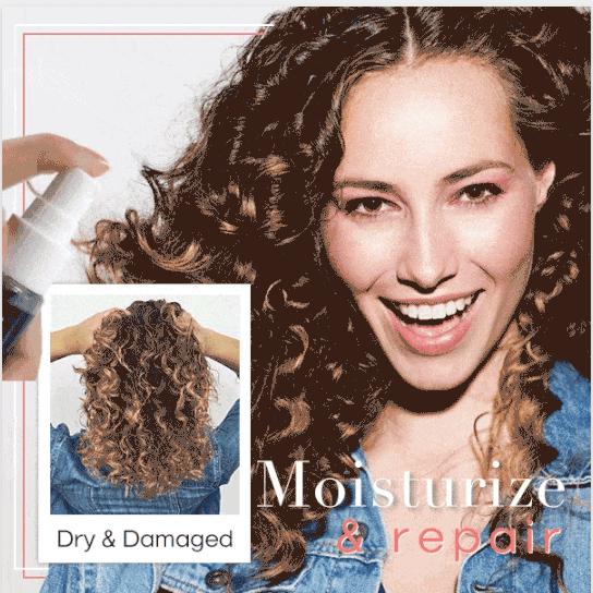 CurlyCurlie Spray