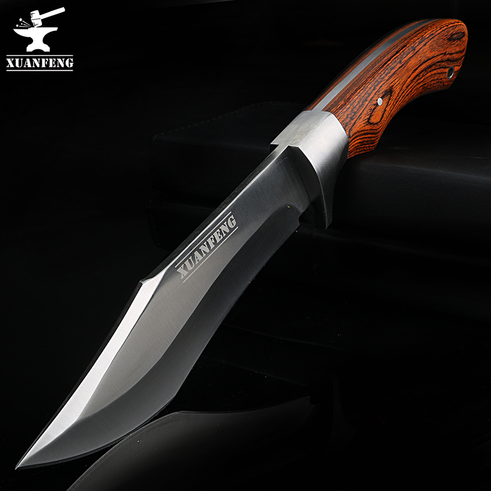 High Quality Fixed Blade Short Knife Outdoor Knife Camping Hunting Knife Portable Knife