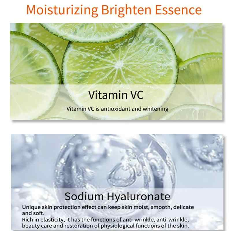 100% Pure Vitamin C Facial Spray Toner Brightening Moisturizing Face Serum Shrink Pores Oil Control Whitening Skin Care Hot Sale