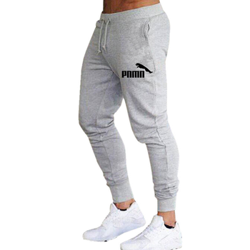 Printed casual pants men's jogging pants athletic pants solid color pants fitness sportswear jogging pants black and white pants цена 2017