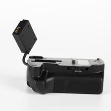 Вертикальный Батарея рукоятки для Canon 200D Rebel SL2 камера с 2-шаговым затвора