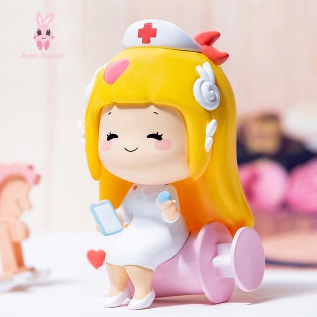 Blind Box Toys Elissy Career Blind Box Guess Bag Caja Ciega Blind Bag Toys Anime Figures Cute Model Girl Birthday Gift Ornaments 1