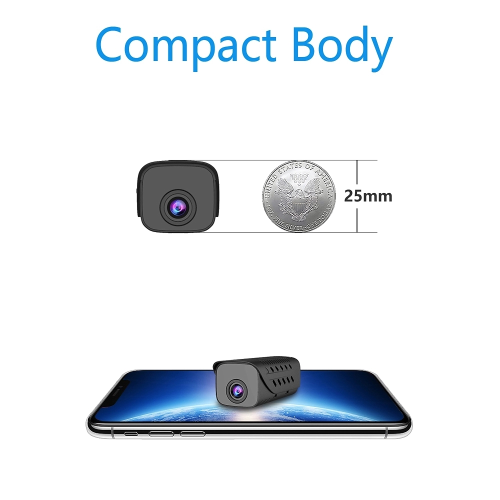 850 mAh battery Camera mini HD 1080P Camcorder DV video voice Recorder Night Vision Micro Camera Car DVR Motion detection Cam