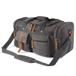Дорожная сумка Большая вместительная Холщовая Сумка ручная дорожная сумка ретро многофункциональная сумка на плечо источник багажа от