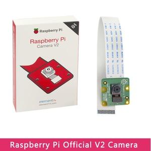 Original Raspberry Pi Official Camera V2 8MP 1080P IMX219 Camera for Raspberry Pi 4 Model B / 3B+/3B support Nvidia Jetson Nano(China)