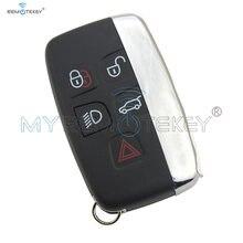Чехол для смарт ключей с 5 кнопками kobjtf10a range rover land