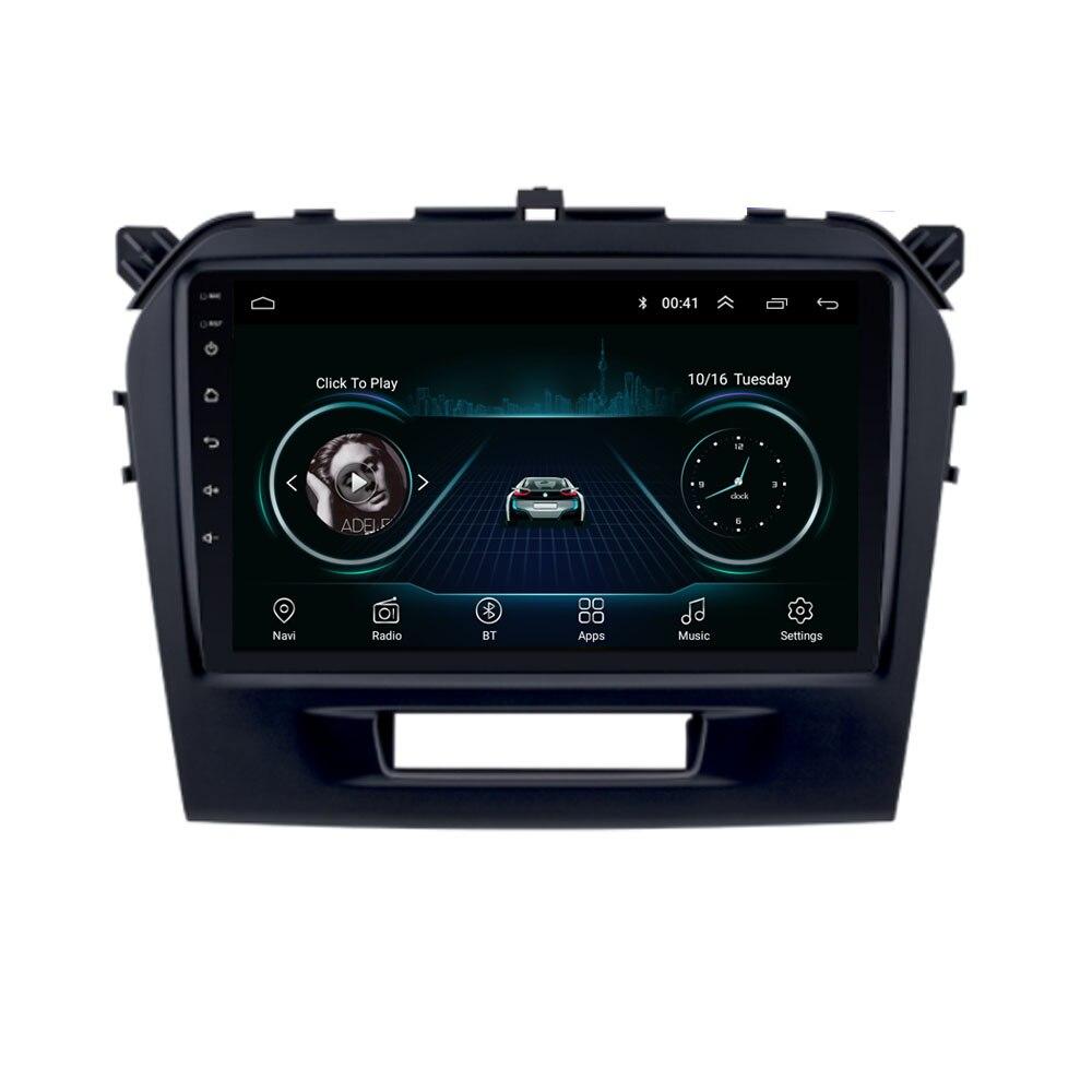 4G LTE Android 8,1 для SUZUKI VITARA 2015 2016 2017 2018 2019 Мультимедиа Стерео DVD плеер автомобиля навигация GPS радио
