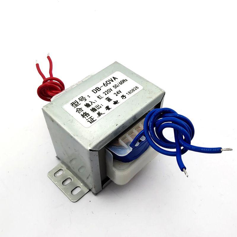transformateur 220v 24v ei66 60 w transformador 02