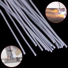 10шт 500 мм 330 мм сварка стержни низкая температура алюминий припой сварка стержень проволока электрод сварка палочки пайка принадлежности