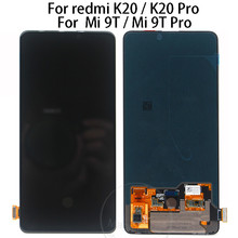 Ban đầu 6.39 Cho Xiao Mi Đỏ MI K20 MÀN HÌNH Hiển Thị LCD Bộ Số Hóa Cảm Ứng Cho Xiao Mi Mi 9 T LCD Đỏ MI K20 Pro màn hình hiển thị
