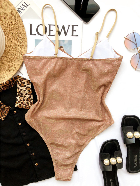 sparkle suit in bikini or one piece 5