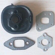 Carburetor-Gasket-Kit Chain-Saw Partner Durable Manifold for 350/351/370/.. Intake