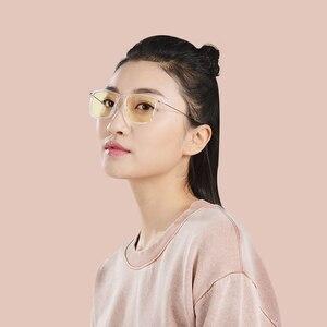 Image 3 - Xiao mi mi jia TS anti mavi mi bilgisayar gözlük Pro Anti mavi ışın UV yorgunluk geçirmez göz koruyucu mi ev TS cam